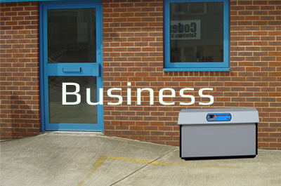 Pinpod Is The Safe Parcel Delivery Box For Your Business